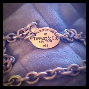 Tiffany & Co. Chocker Necklace